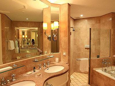 大理石淋浴板